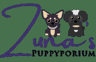 Zuna's Puppyporium Logo